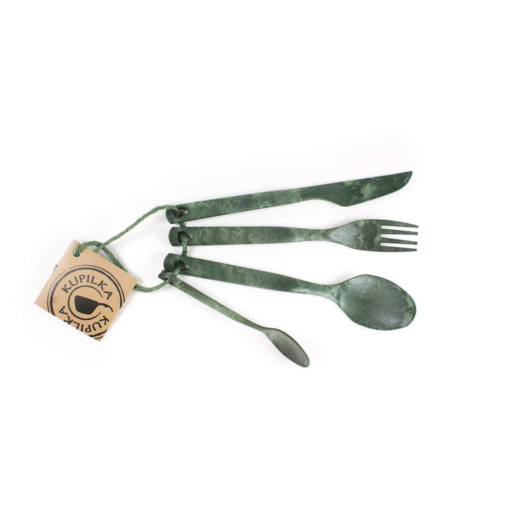 Kupilka Cutlery Set – Green