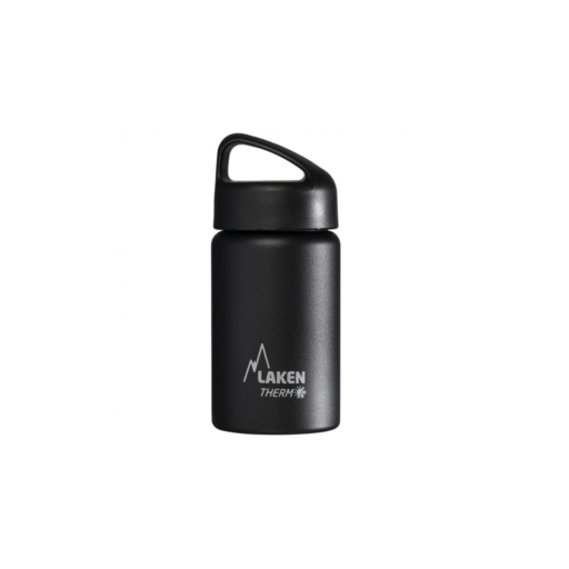 Laken Classic Thermo – 0.35 L – Black