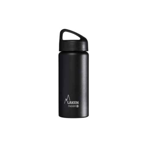 Laken Classic Thermo – 0.5 L – Black