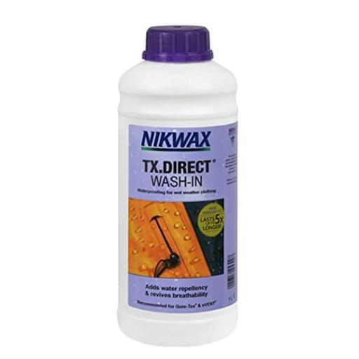 Nikwax TX Direct Wash-In – 1 L
