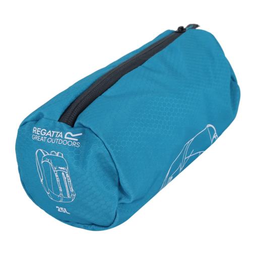 Regatta Easypack II 25 L Lightweight Packaway Rucksack – Aqua