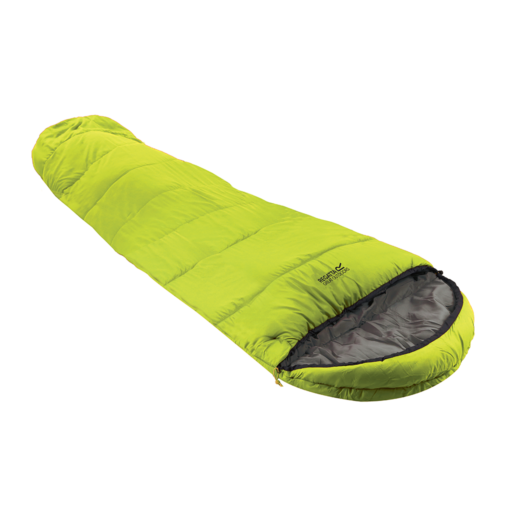 Regatta Montegra 200 Sleeping Bag – Citron Lime