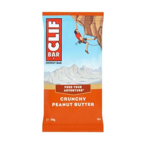 Clif Original Bar – Crunchy Peanut Butter