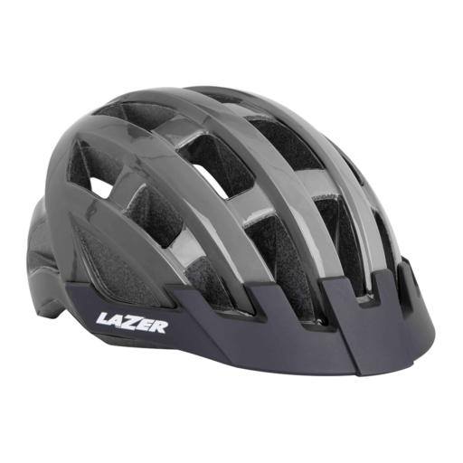 Lazer Compact Helmet – Titanium