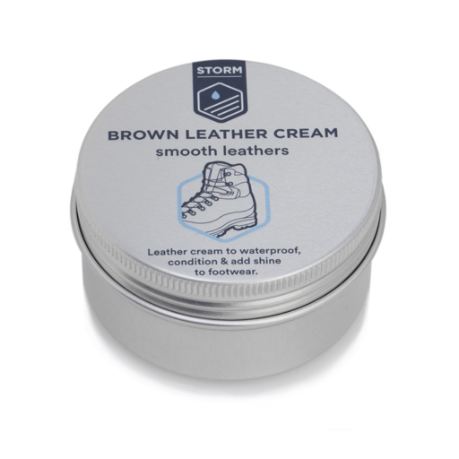 Storm Leather Cream – 100 ml – Brown