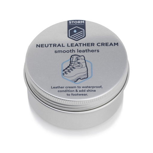 Storm Leather Cream – 100 ml  – Neutral
