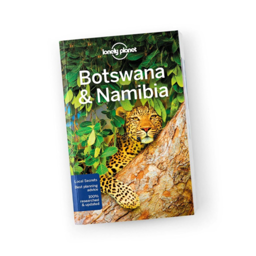Lonely Planet Travel Guide – Botswana & Namibia