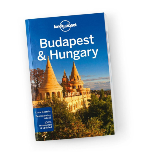 Lonely Planet Travel Guide – Budapest & Hungary