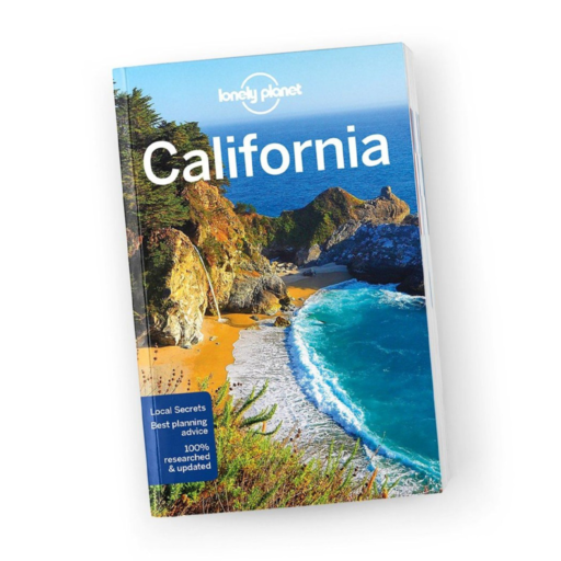Lonely Planet Travel Guide – California