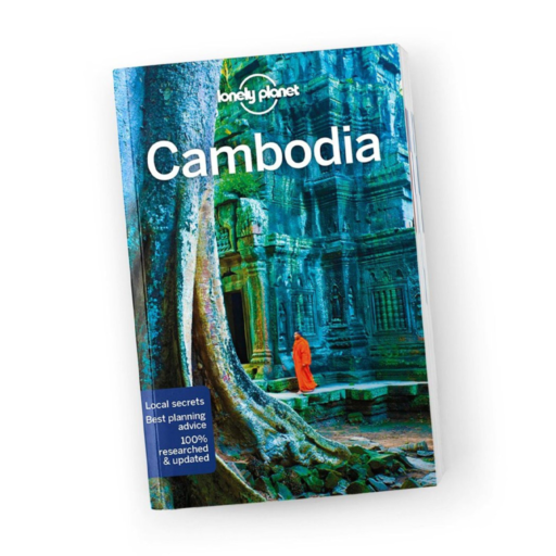 Lonely Planet Travel Guide – Cambodia
