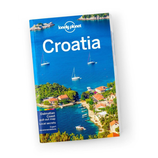 Lonely Planet Travel Guide – Croatia