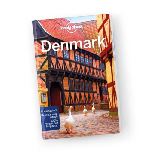 Lonely Planet Travel Guide – Denmark