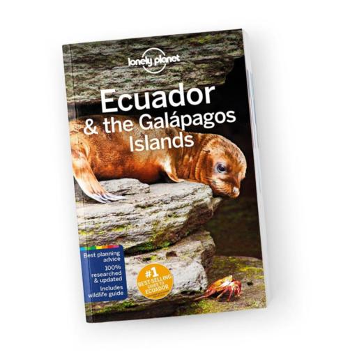 Lonely Planet Travel Guide – Ecuador & the Glalpagos Islands