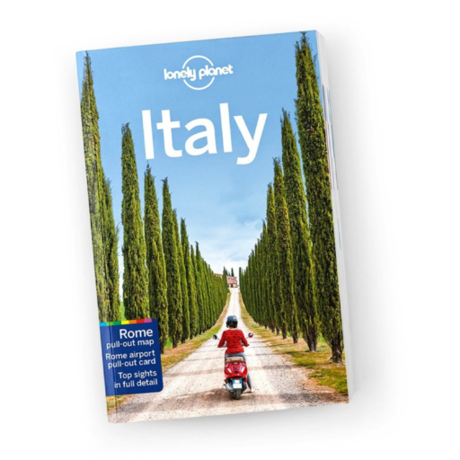Lonely Planet Travel Guide - Italy