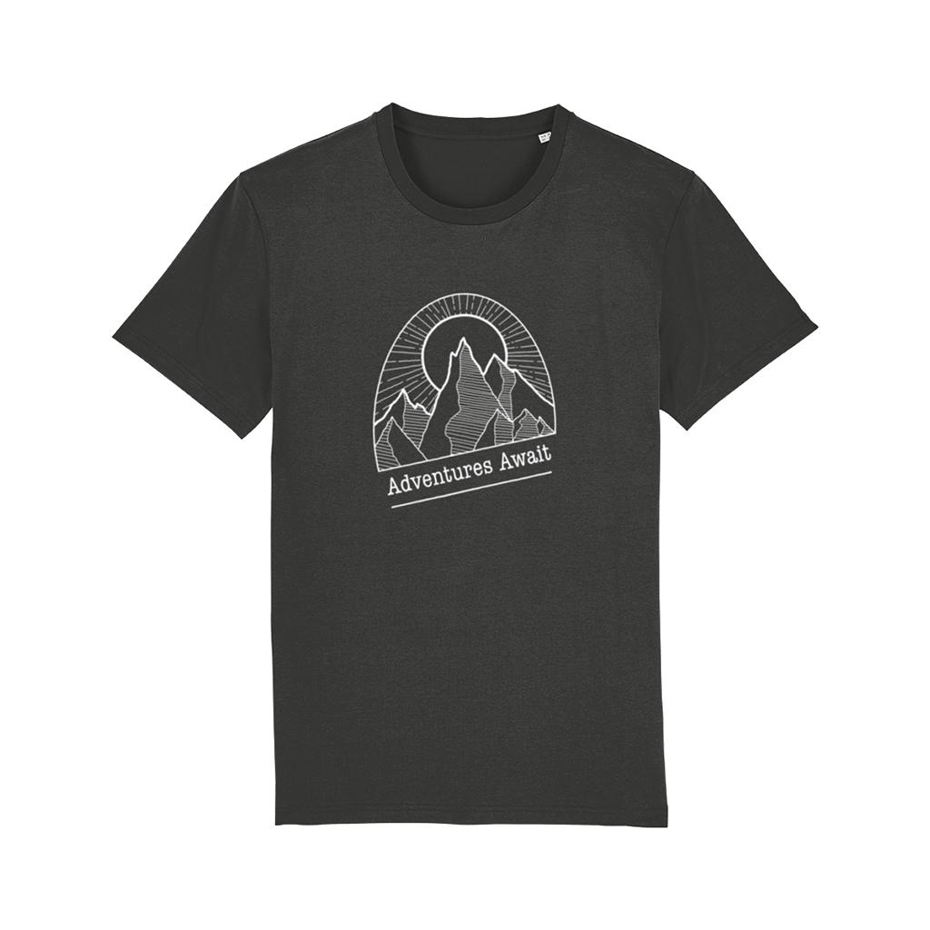 Project X Original Adventures Await T-Shirt - Heather Grey
