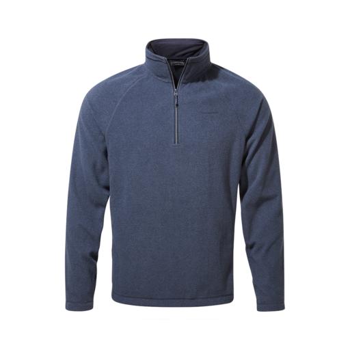 Craghoppers Men's Corey VI Half Zip Fleece – Blue Navy Marl
