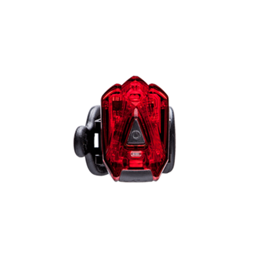 Infini Lava Super Bright Micro USB Rear Light with QR Bracket