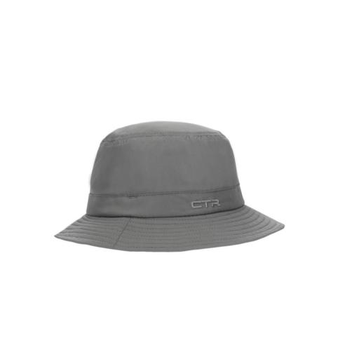 CTR Summit Bucket Hat – Pewter