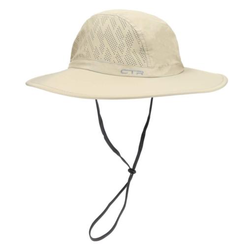 CTR Summit Expedition Hat – Khaki