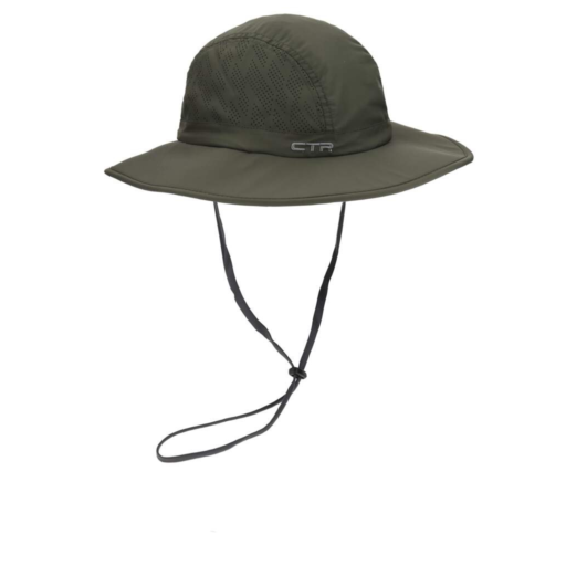 CTR Summit Expedition Hat – Olive