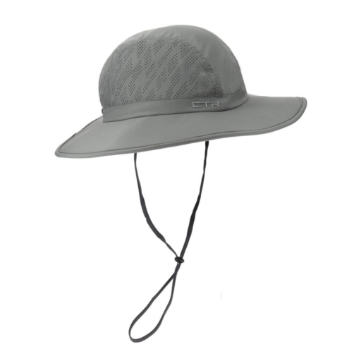 CTR Summit Expedition Hat – Pewter