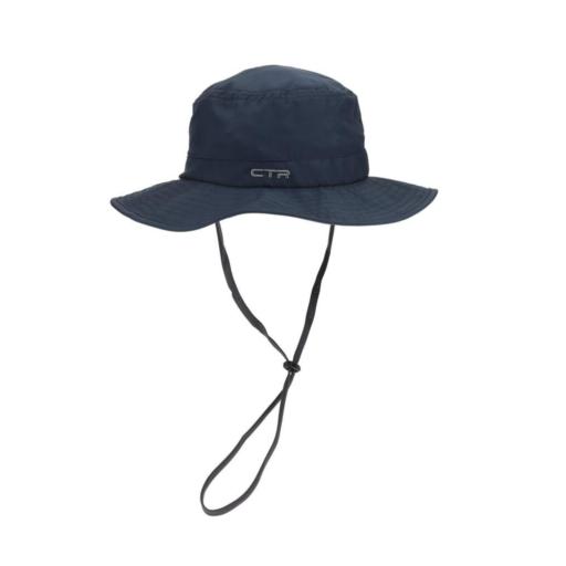 CTR Summit Pack-It Hat – Indigo