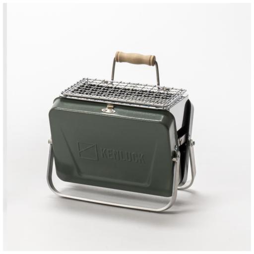 Kenluck Mini Grill – Gloss Green