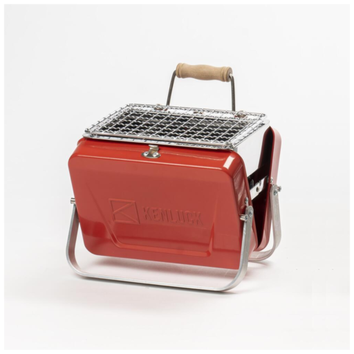 Kenluck Mini Grill – Gloss Red