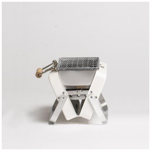 Kenluck Mini Grill – Matte White