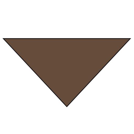 Plain Background Necker – Adult – Brown
