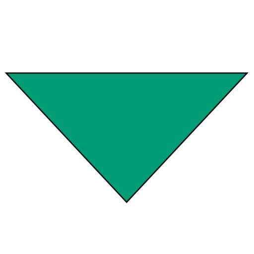 Plain Background Necker – Adult – Emerald