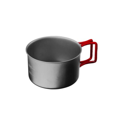 Evernew Titanium Cup 400fd