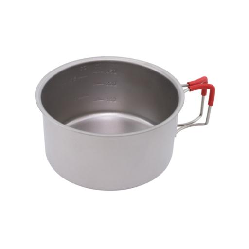 Evernew Titanium Cup 570fd