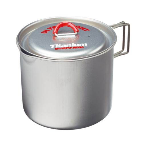 Evernew Titanium Mug Pot – 0.9 L