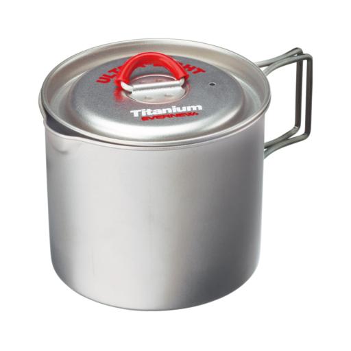 Evernew Titanium Mug Pot – 0.5 L