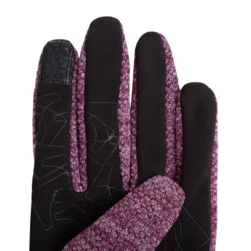 Trekmates Harland Glove – Dark Grey Marl