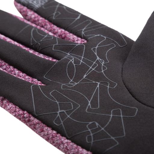 Trekmates Harland Glove – Aubergine