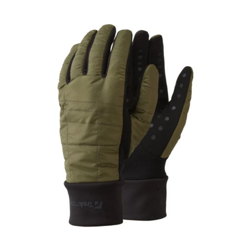 Trekmates Stretch Grip Hybrid Glove – Dark Olive