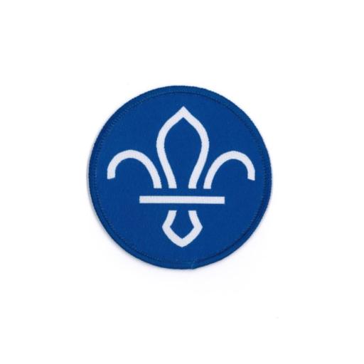 Fleur de Lis Scouts Fun Badge
