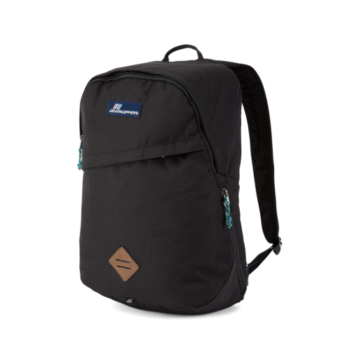 Craghoppers 22L Kiwi Classic Backpack – Black