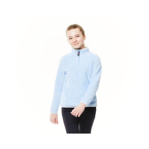 Craghoppers Kid's Angda Half Zip – Harbour Blue