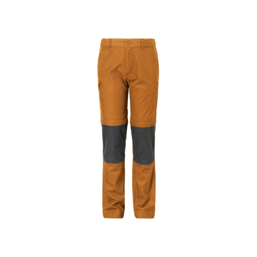 Craghoppers Kid's Kiwi Cargo Convertible Trousers – Rubber