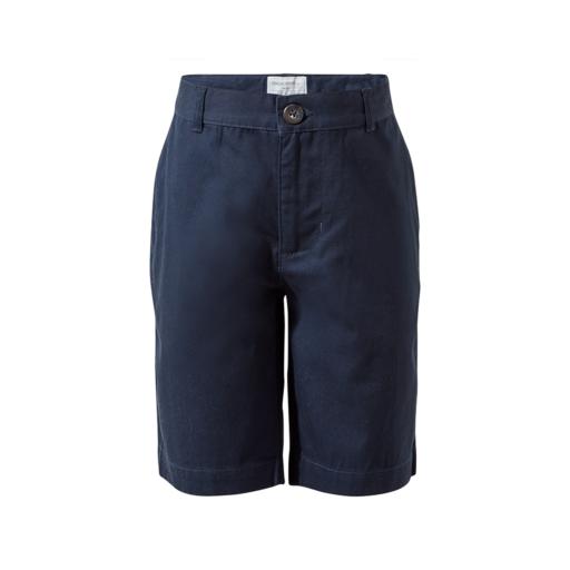 Craghoppers Kid's NosiBotanical Oscar Shorts – Blue Navy