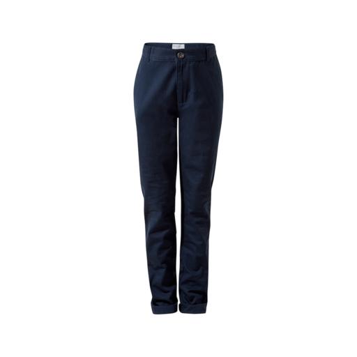 Craghoppers Kid's NosiBotanical Oscar Trousers – Blue Navy