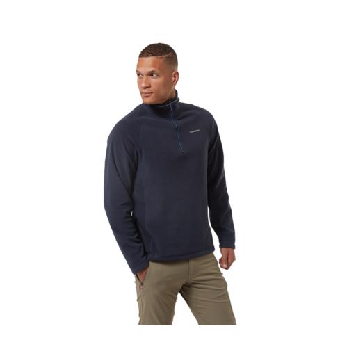 Craghoppers Men's Corey VI Half Zip Fleece – Dark Navy