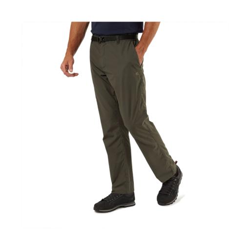 Craghoppers Men's Kiwi Boulder Trousers – Long – Bark