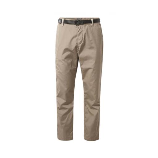 Craghoppers Men's Kiwi Boulder Trousers – Long – Pebble