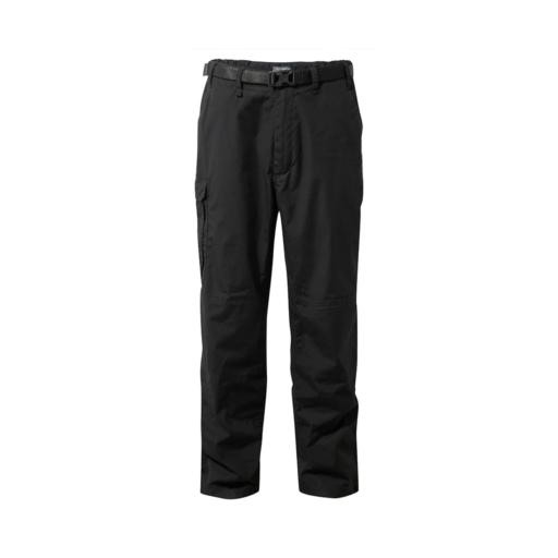 Craghoppers Men's Kiwi Classic Trousers – Long – Black