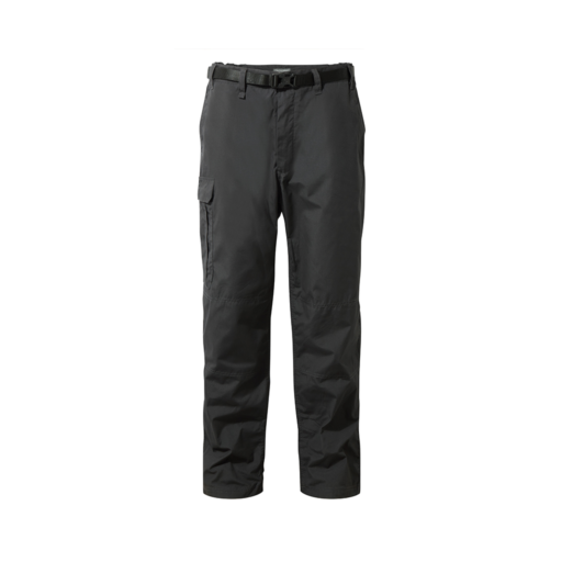 Craghoppers Men's Kiwi Classic Trousers – Long – Black Pepper