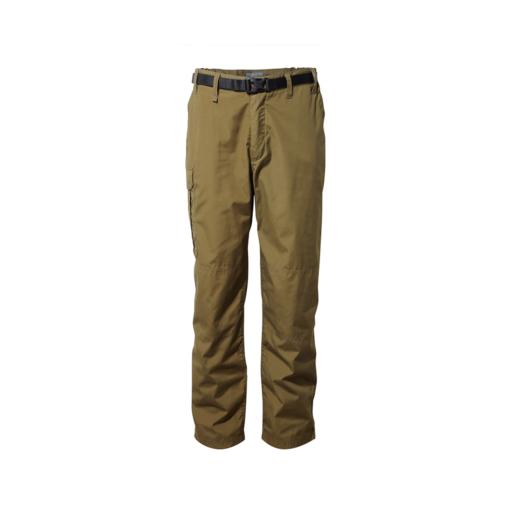 Craghoppers Men's Kiwi Classic Trousers – Long – Dark Moss